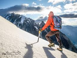 تحقیق با موضوع کوهنوردی دارای 129 صفحه