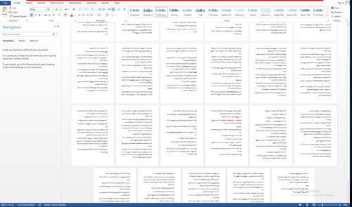 تحقیق تشابهات و تفاوتهای حقوق جزایی اسلامی و غربی